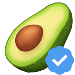 :avocado_verified: